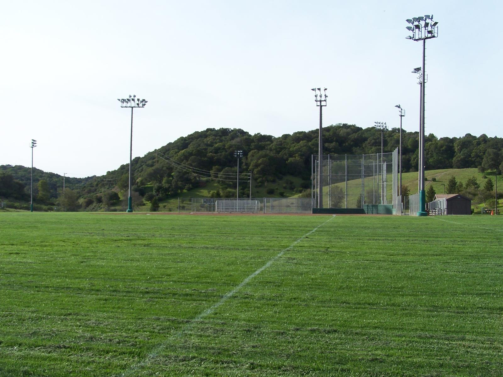 IVC Fields: College of Marin-IVC Campus