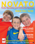 Picture of 2015 Summer Fall Activity Guide Cover