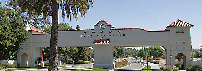 photo of hamilton main gate