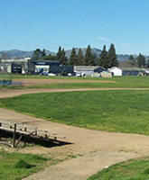 photo of Hill Recreation Area fields