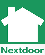 photo of nextdoor logo