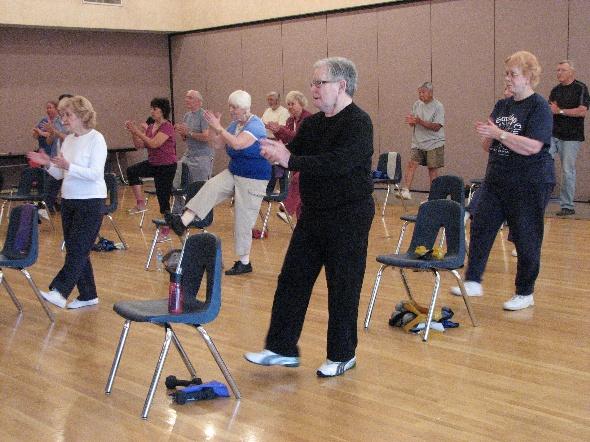 MTSC Exercise Class