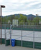 photo of Thigpen sports courts