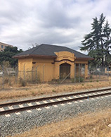 photo of depot station