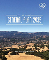 photo of General Plan cover page