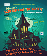 Image of Scream on the Green flier