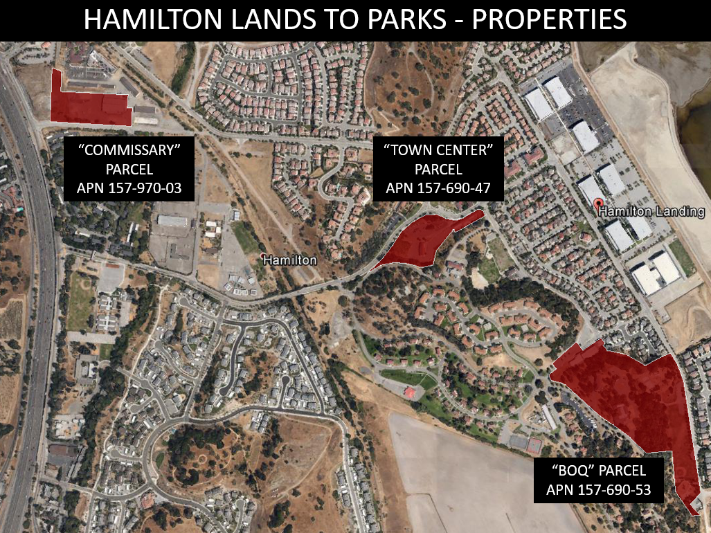 Map image of Hamilton LTP Properties
