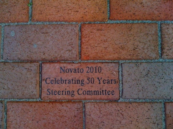 City Hall Engraved Brick