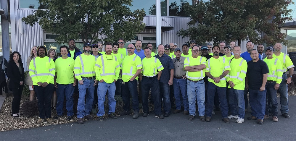 Public Works Group Picture