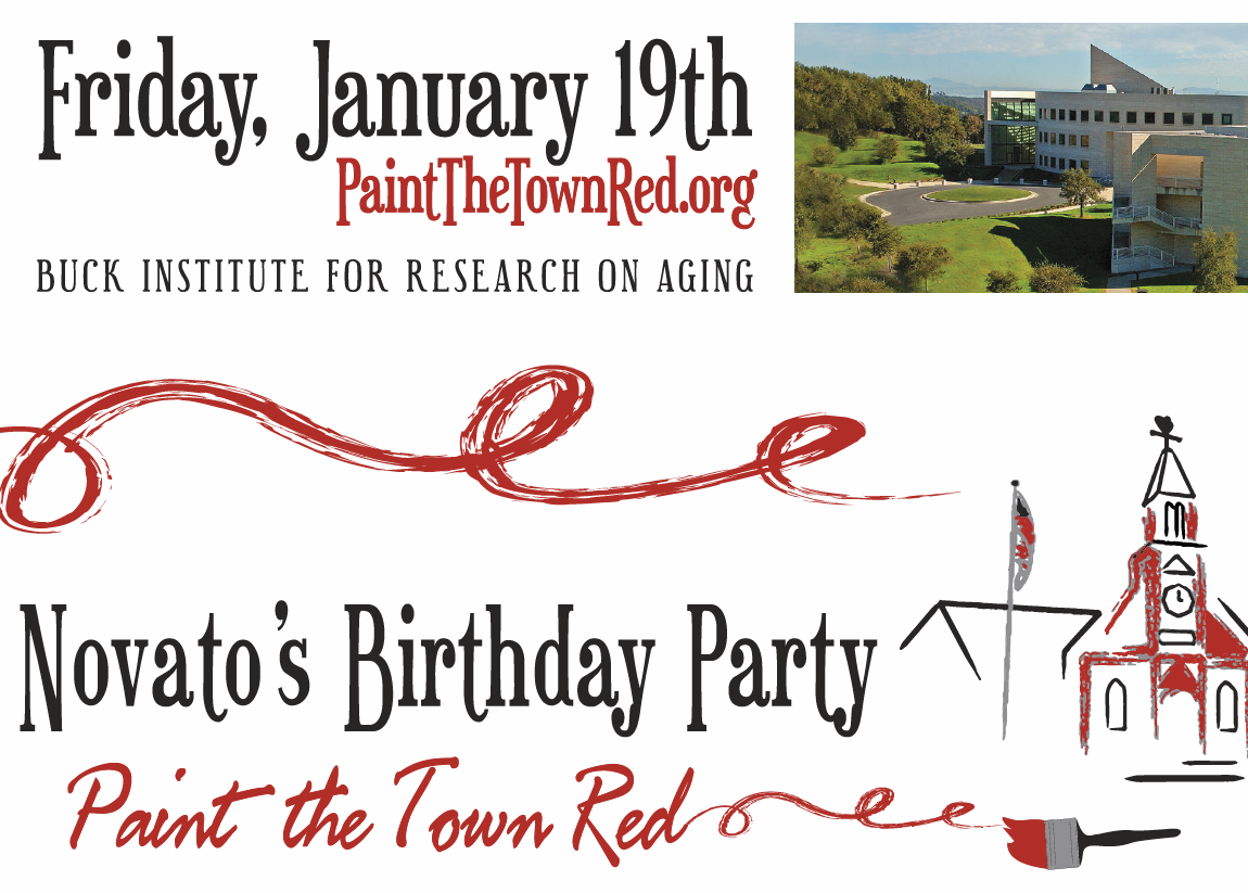Image of Paint the Town Red Flyer