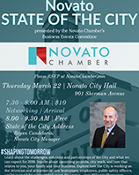 Image of State of the City flyer