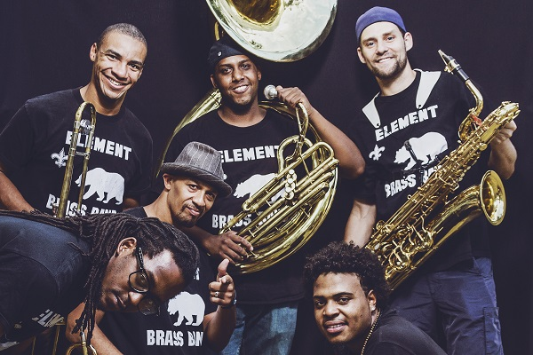 Element Brass Band - McClatchy