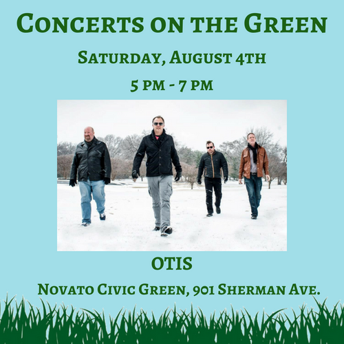 August 4 Concert on the Green