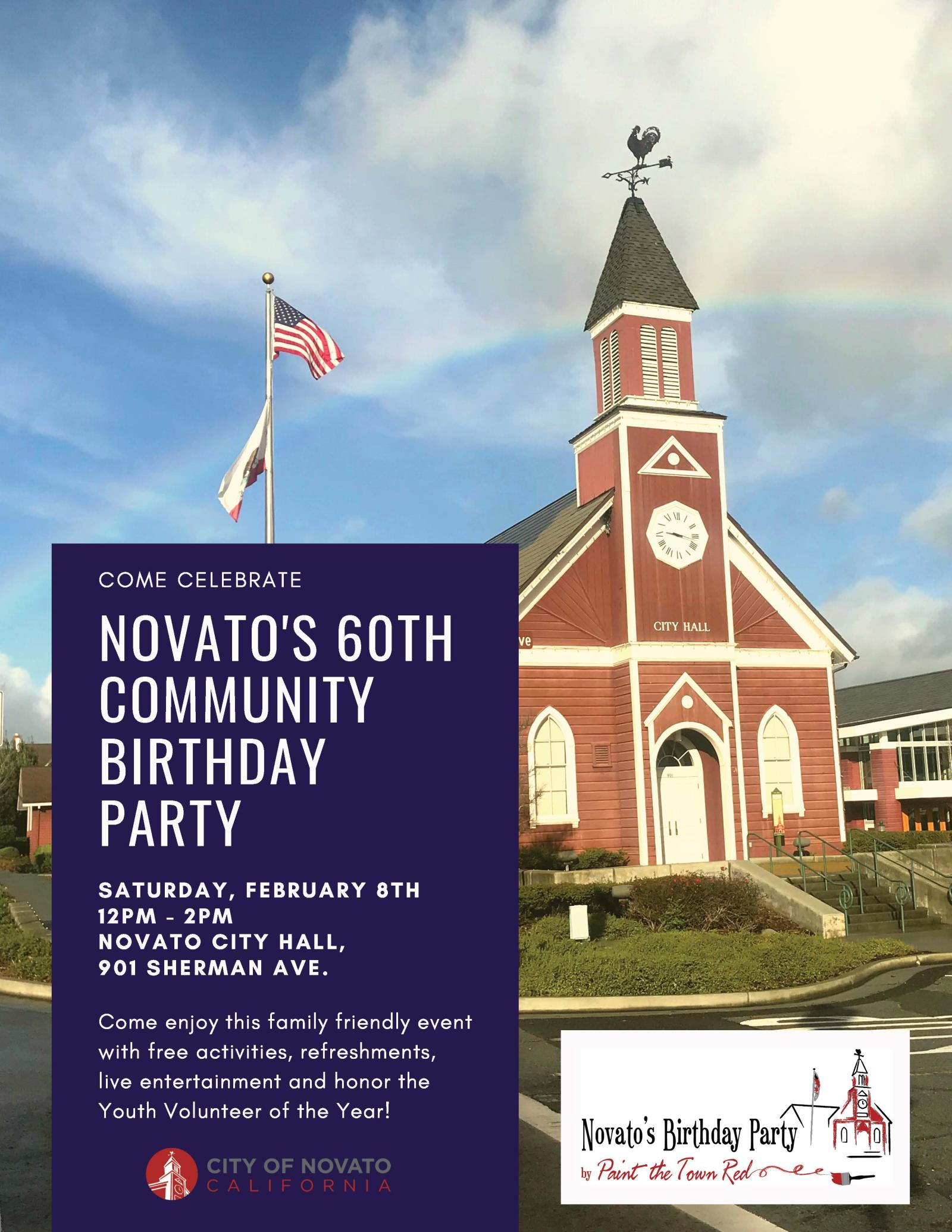 Image of Birthday Party Poster