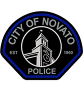 Image of Novato Police Patch