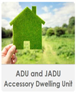Graphic of an accessory dwelling unit