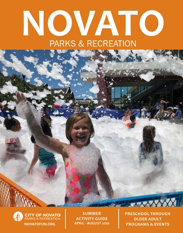 cover of the summer 2020 Activity Guide
