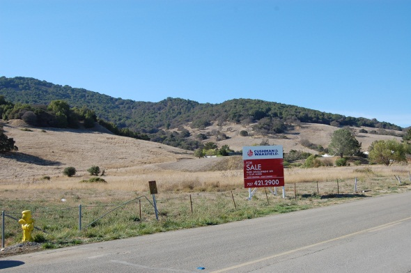 picture of North, North Redwood Boulevard Focus Area