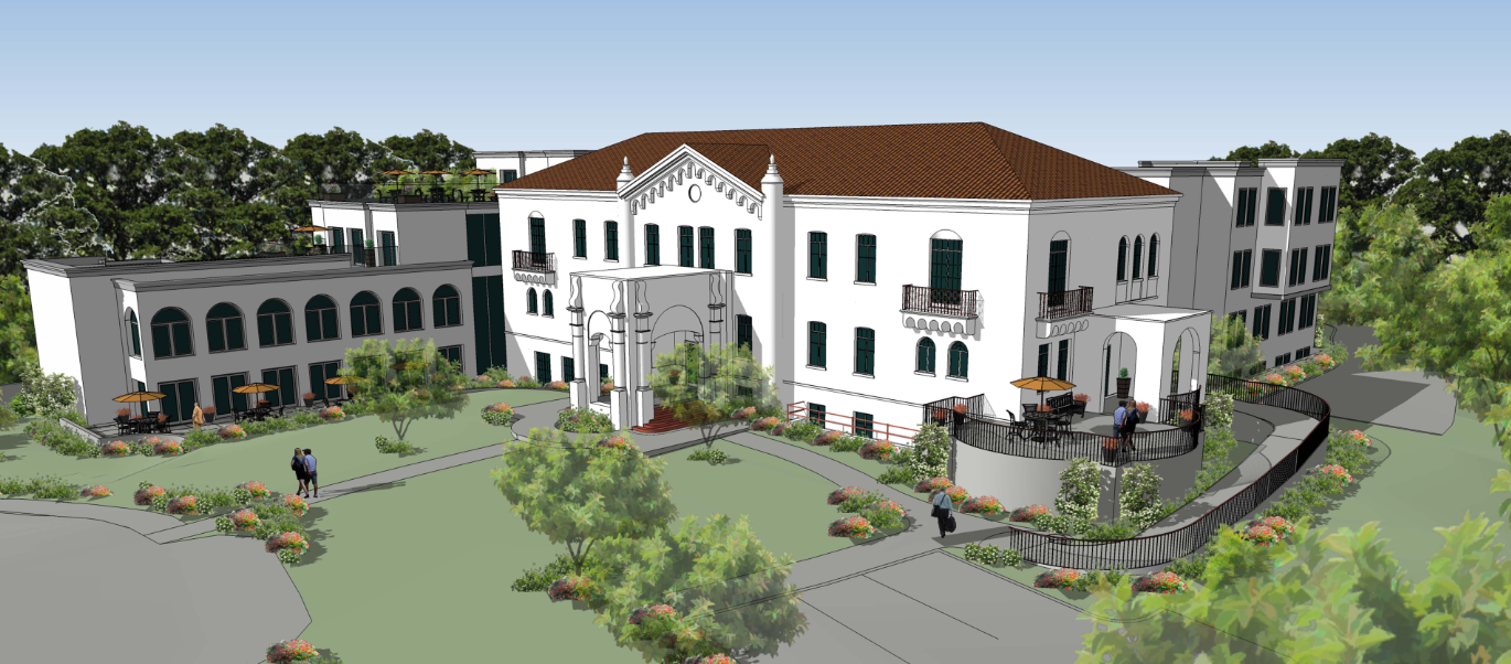 Picture of Hamilton Hospital Assisted Living Facility Project