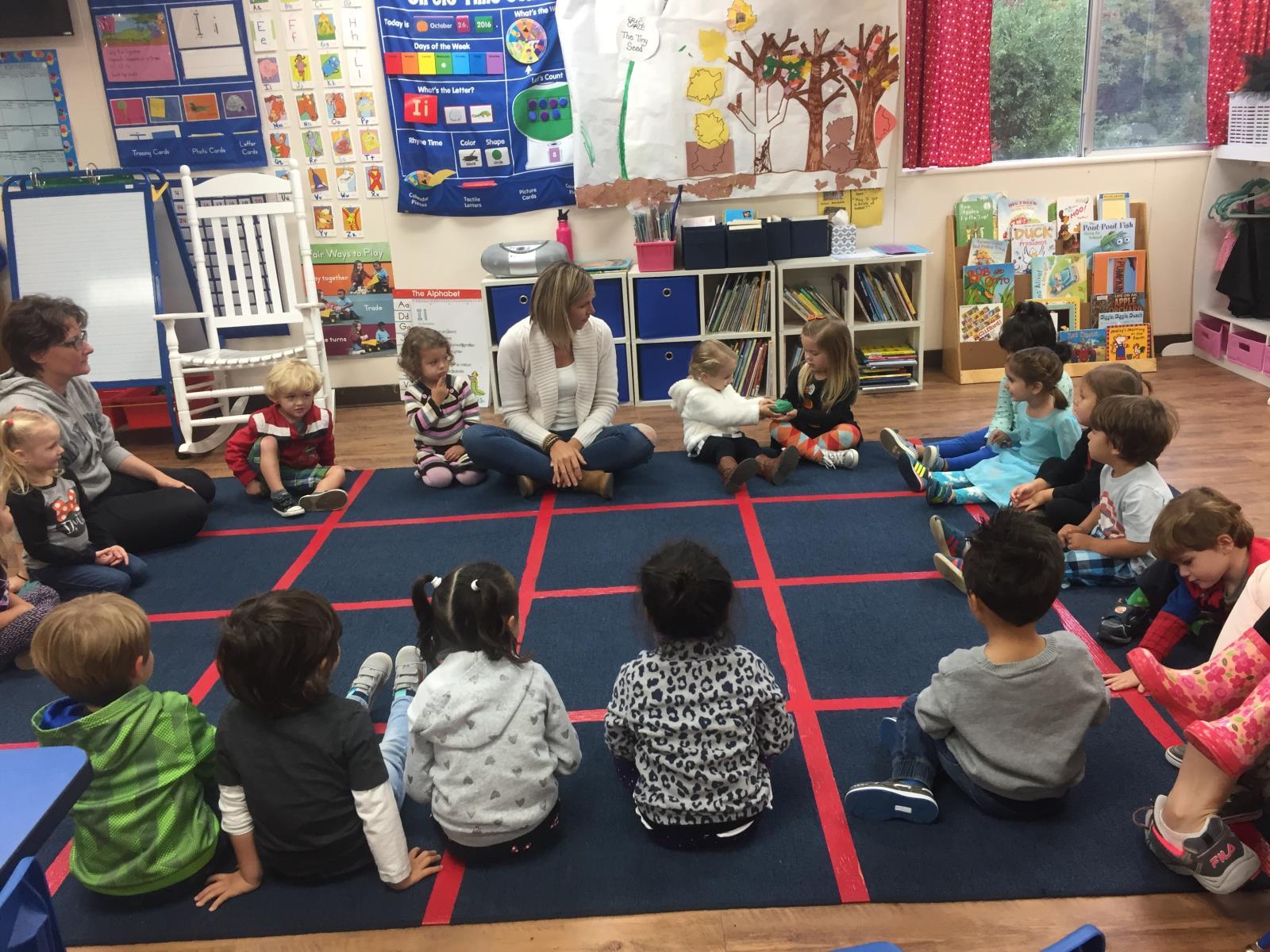 Preschool Program | City of Novato, CA