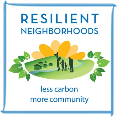 Resilient Neighborhoods Logo - Square