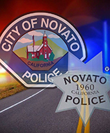 Image of Novato Police Department logo