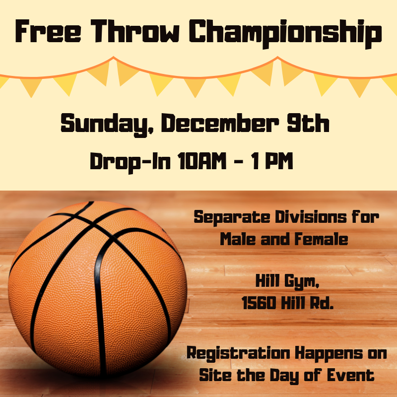 Free Throw Champ Web Graphic