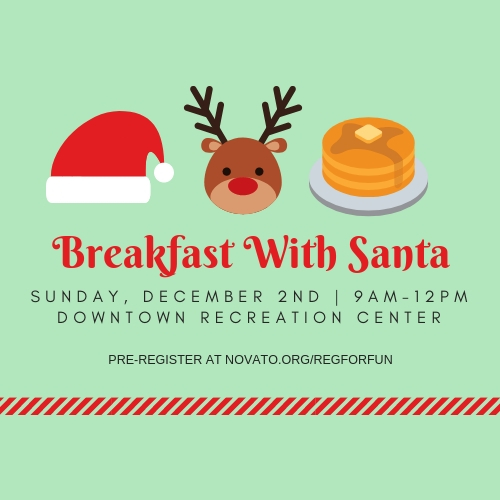 Breakfast with Santa Website Square