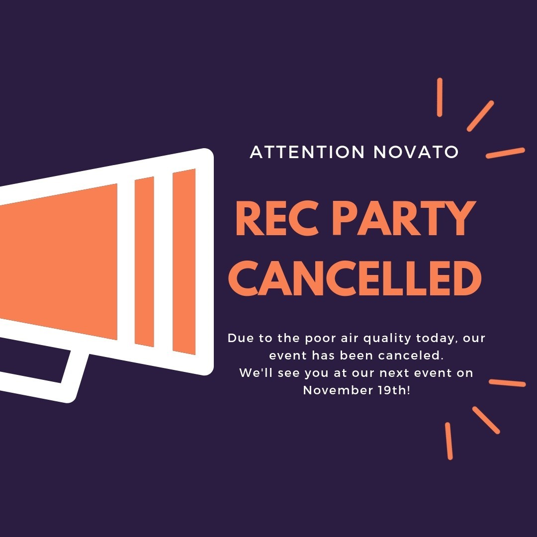 The Party on November 9 is canceled due to poor air quality
