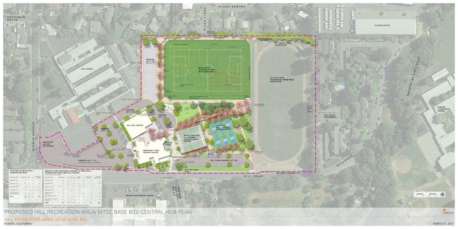 Hill Recreation Area CONCEPT PLAN BB-lg
