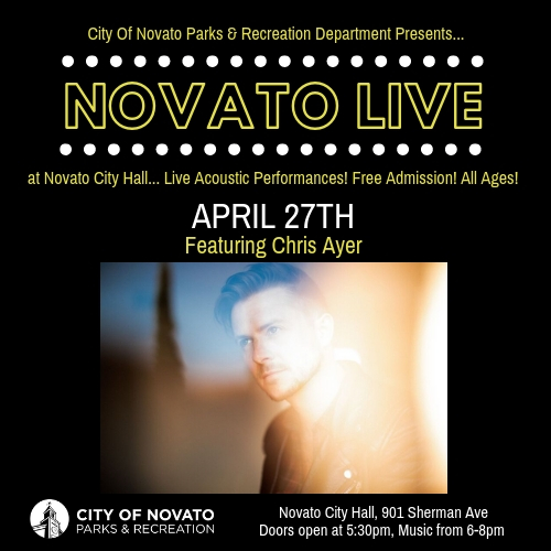 Novato Live April 27