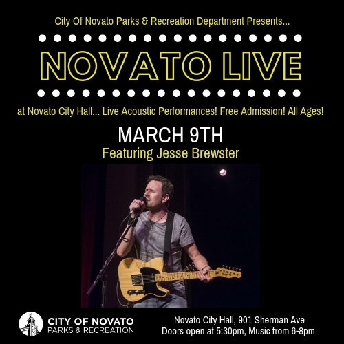 Novato Live March 9