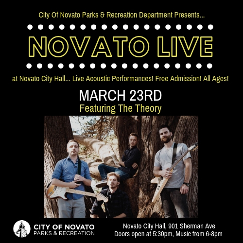 Novato Live March 23