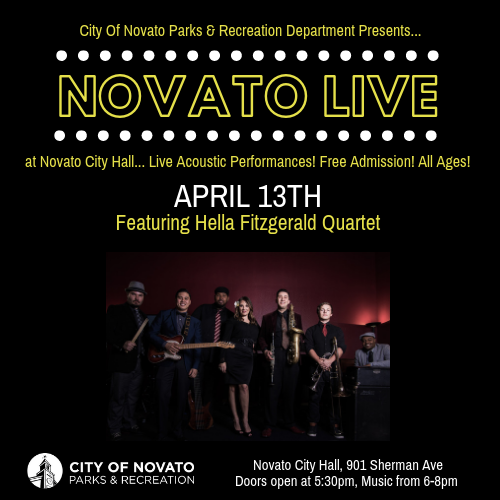 Novato Live April 13