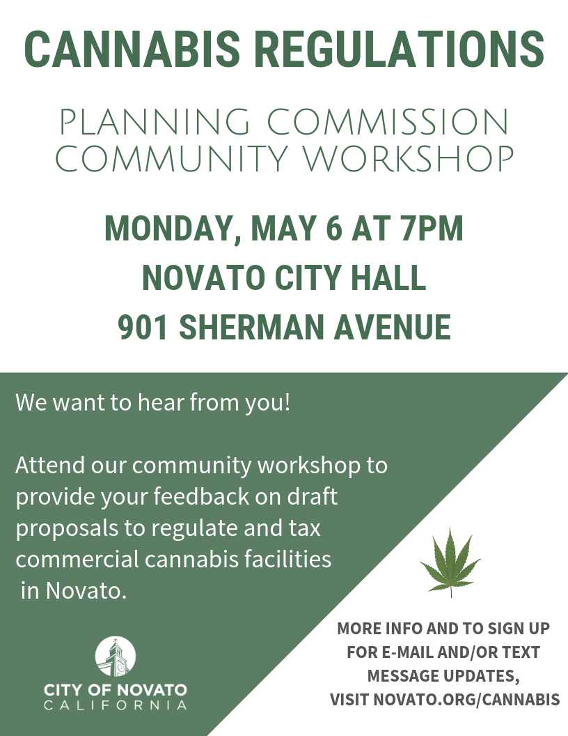 Planning Commission Cannabis Workshop