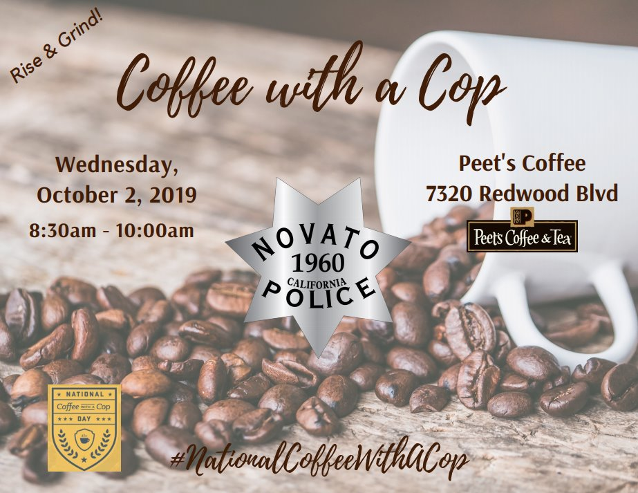 Image for Coffee with a Cop
