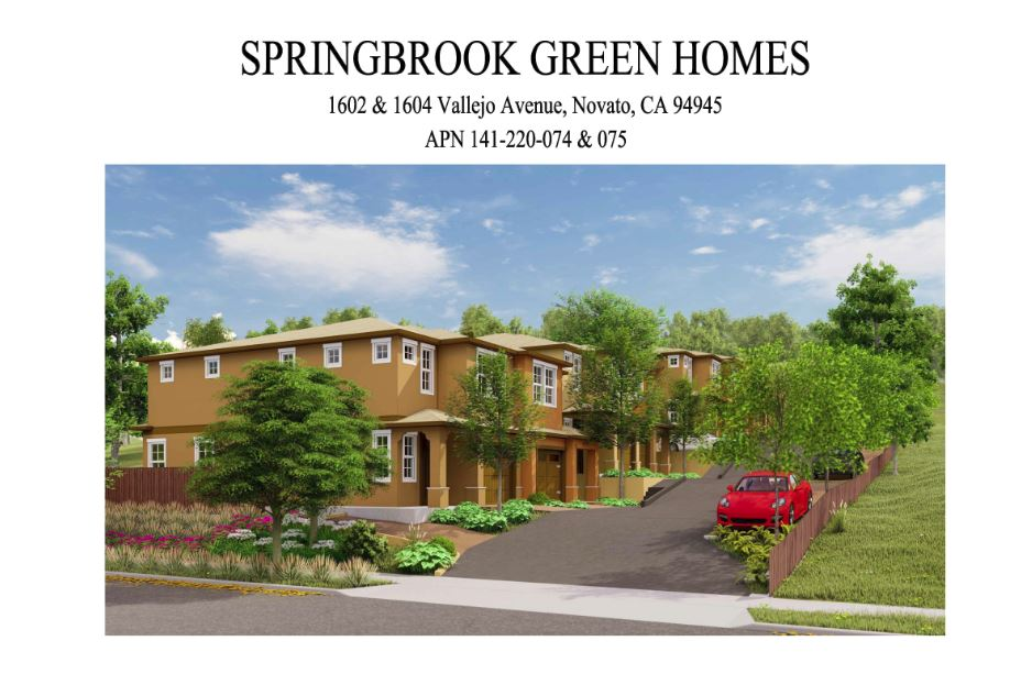 Springbrook Project Page