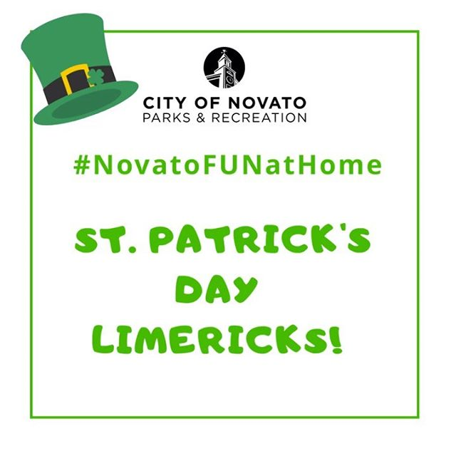 St Patricks Day Limericks NovatoFunAthome