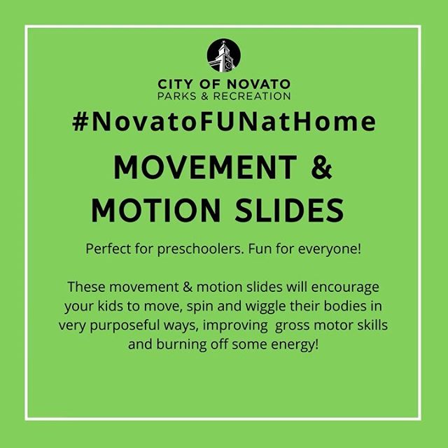 Movement Motion Novatofunathome