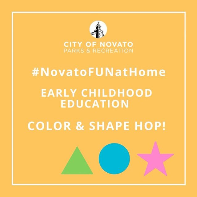 Color Shape Hop Novatofunathome