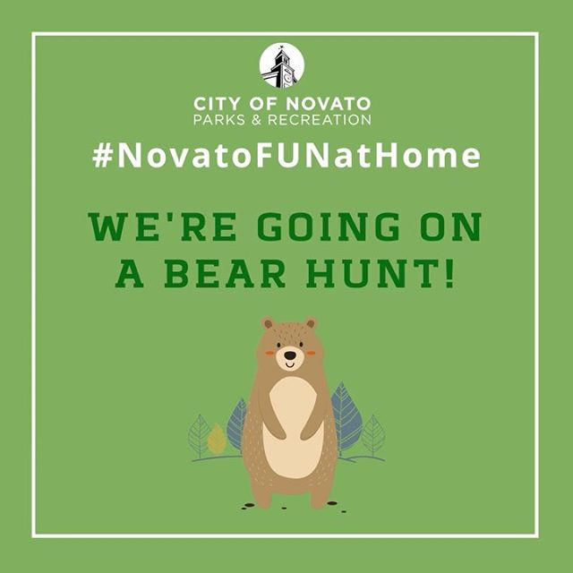 Bear Hunt novatofunathome