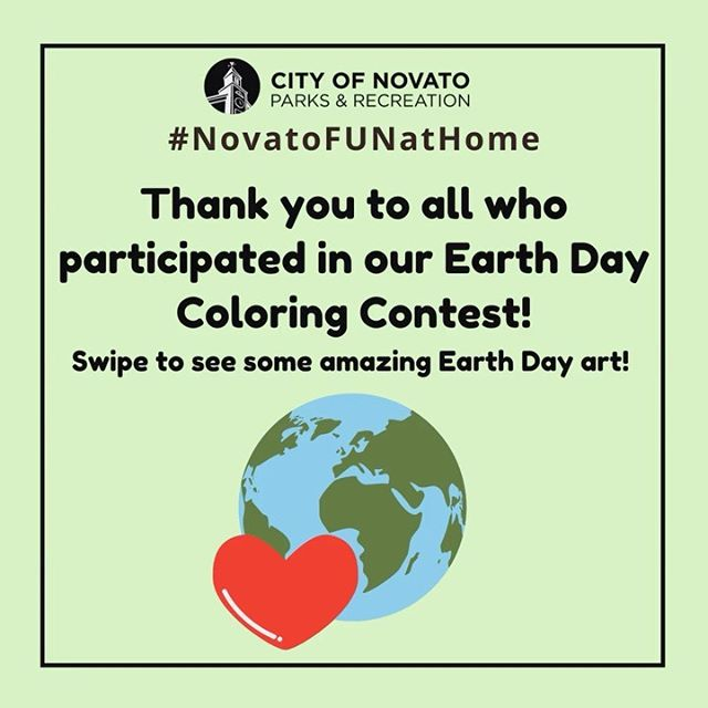 Earth Day Coloring novatofunathome