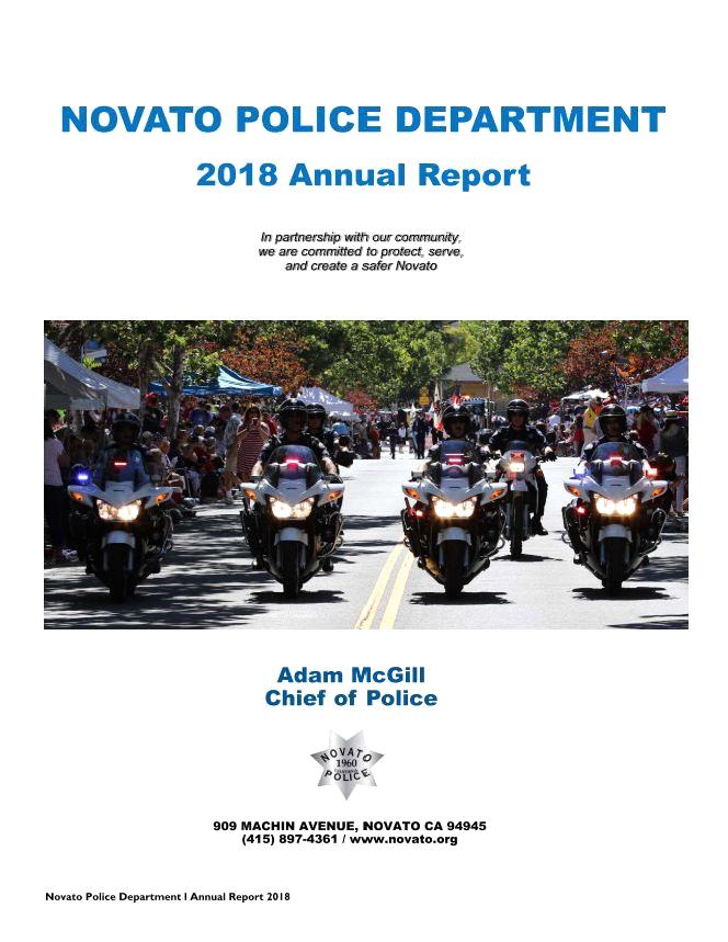 2018 NPD Annual Report
