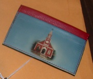 photo of Leather Card Holder