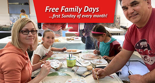 Image of Free Family Art Days